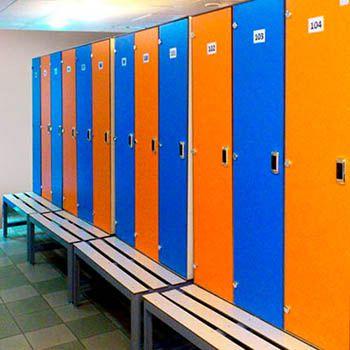 Как выбрать шкафчики для раздевалки